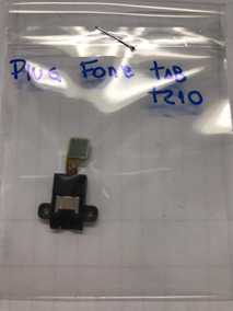Plug Fone Tablet Samsung T210