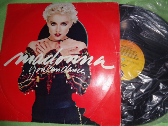 Lp Madonna- You Can Dance