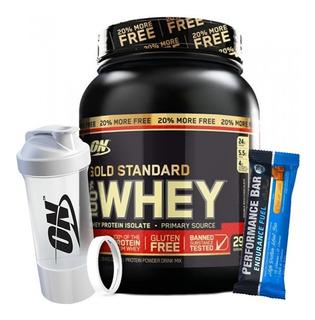 Whey Protein Gold Standard + Multishaker - Optimum Nutrition