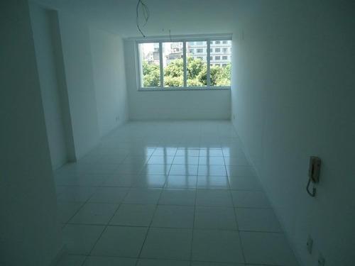 Sala De  26 M² Por R$ 220.000 - Centro - Niterói/rj - Sa2339