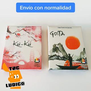 Koi-koi Hanafuda + Goita - 2 Juegos Orientales Oferta!