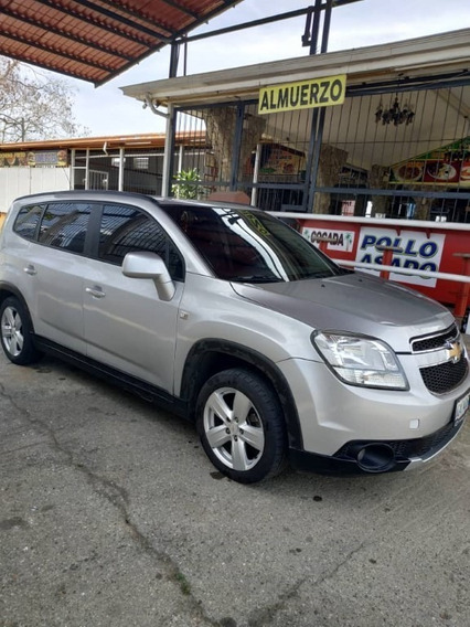 Chevrolet Orlando Station Wagon
