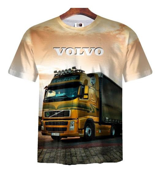 Remera Zt-0516 - Volvo Camiones 3