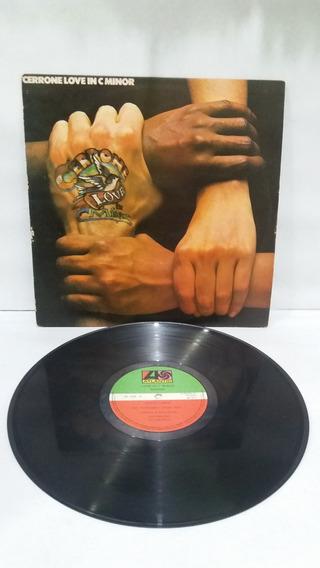 Lp Cerrone / Love In´c´minor / Ano 1977