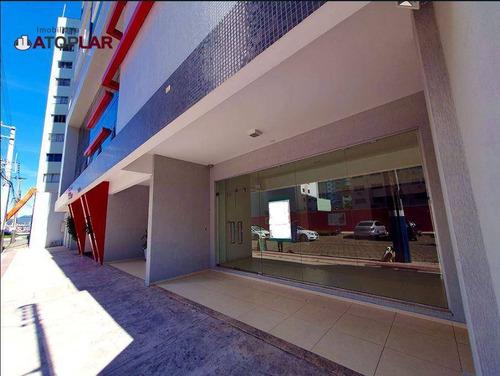 Imagem 1 de 12 de Sala À Venda, 131 M² Por R$ 630.000,00 - Centro - Balneário Camboriú/sc - Sa0088