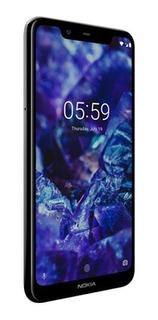 Nokia 5.1 Plus Negro-equipo Libre-el