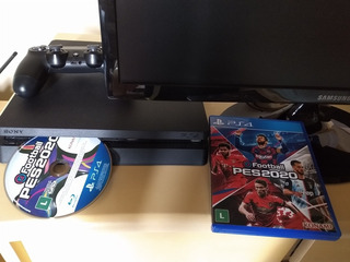 Ps4 + Spider-man, Injustice 2, Pes 17 E Pes 2020