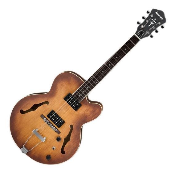 Guitarra Ibanez Af55 Artcore Semi Acústica Tobacco Zerada