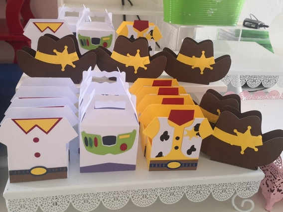 Cajitas Temáticas Toy Story