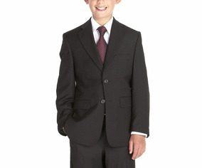 Terno Wl Oxford Infantil Calça Blaser Te018