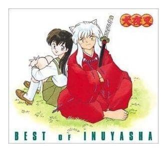 Imagen 1 de 3 de Cd Original Best Of Inuyasha Hyakka Ryouran Gastovic Anime