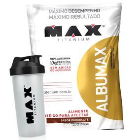 Albumax 500 G + Shaker - Max Titanium
