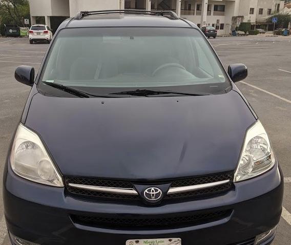 Toyota Sienna Xle 2005. 224mil Km. Excelentes Estado