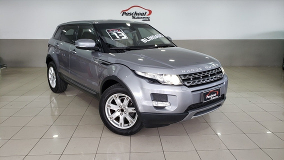 Evoque 2014 2.0 Si4 Pure 5p Blindada