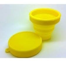 Vaso Plegable Esterilizador De Copa Menstrual Angelcup