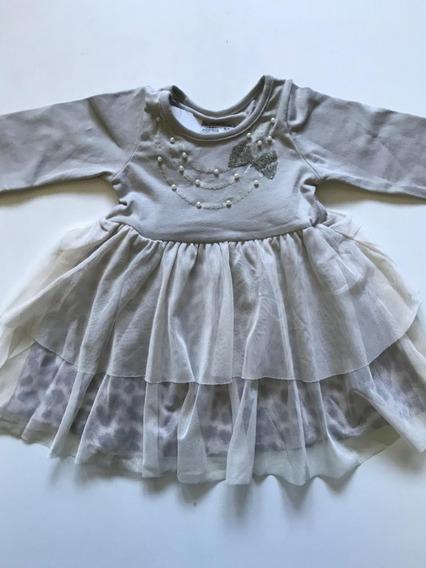 Vestido Feminino Infantil Marisol 10301982