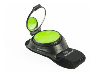 Rearviz Espejo Retrovisor Para Antebrazo Color Verde