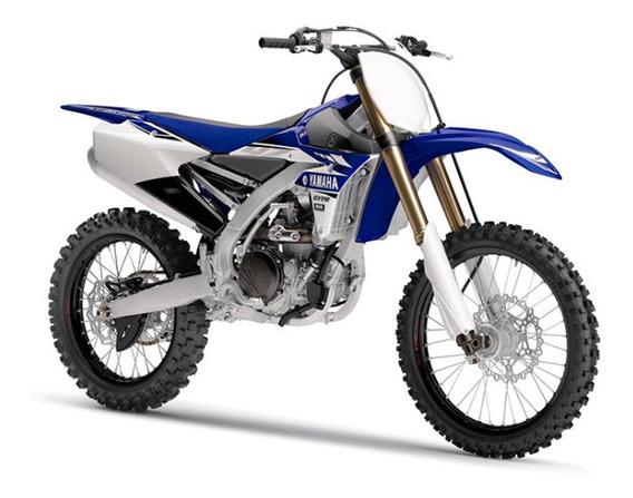Moto Yamaha Yz 450 F