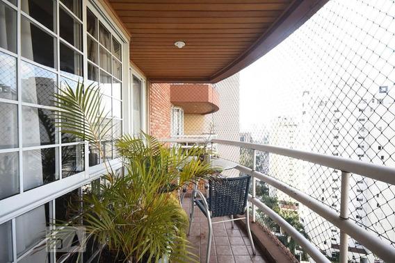 Apartamento No 11º Andar Com 1 Dormitório E 2 Garagens - Id: 892945813 - 245813