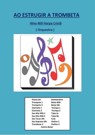 Partituras Para Orquestra-hino 469 Harpa Cristã