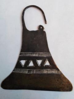 Antigua Joya Mapuche Aros