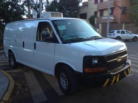 Camiónneta Cargo Van Chevrolet 2007 6cil Aut Con Thermoking