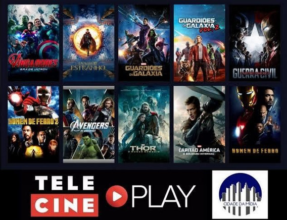 Telecine.play! Envio Imediato Via Chat!!!!!