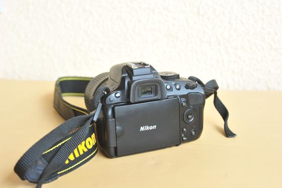Nikon D5100 + Flash Viltron Jy680a
