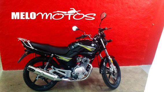 Yamaha Libero 125 Verde - 2020 - Cero Kms. (nueva)