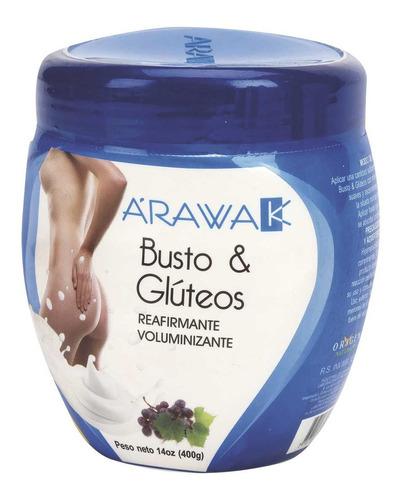 Crema Arawak Busto & Glúteos - Reafirmante Volumizante ×400g
