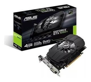 Placa De Vídeo Asus Geforce Gtx 1050ti 4gb Gddr5