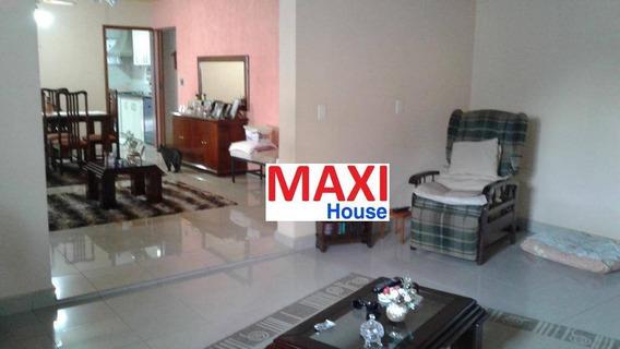Casa Residencial À Venda No Parque Continental, São Paulo. - Ca0063