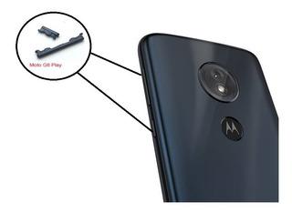 Teclas Laterais Botão Power E Volume Motorola Moto G6 Play