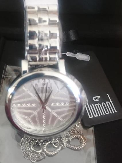 Relógio Technos Dumont 3atm Du2039lur/3k