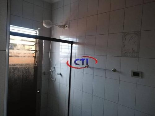 Imagem 1 de 20 de Casa Com 2 Dormitórios À Venda, 150 M² Por R$ 550.000 - Jardim Hollywood - São Bernardo Do Campo/sp - Ca0351