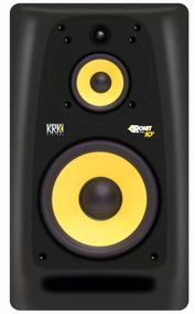 Krk Systems Studio Monitor Ativo 3 Vias 140w Rokit Rp10-3