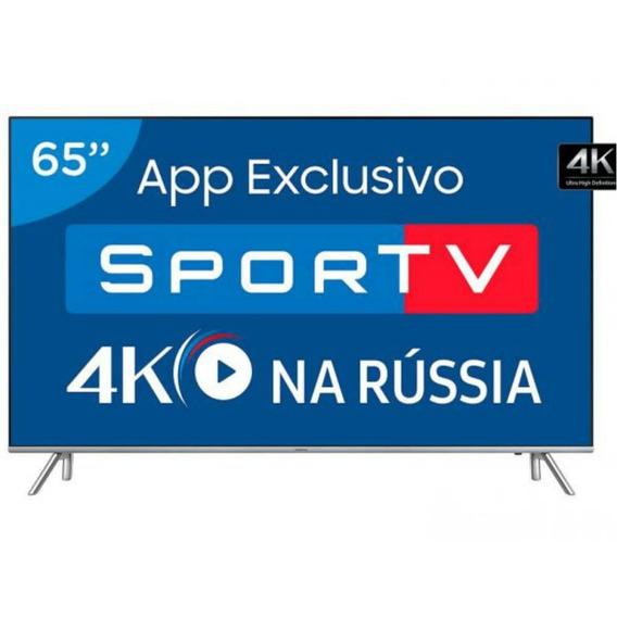 Smart Tv Samsung Led 65 Ultrahd 4k Un65mu7000gxzd Com Smar