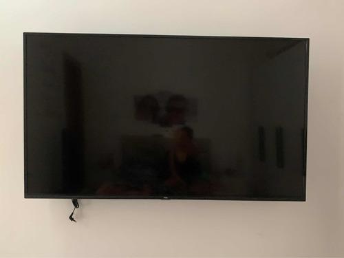 Tv Pequeno Trinco Na Tela Para Retirada De Led E Placas 55