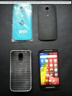Smartphone Celular Motorola Moto G 16gb Funcionando Leia 2x