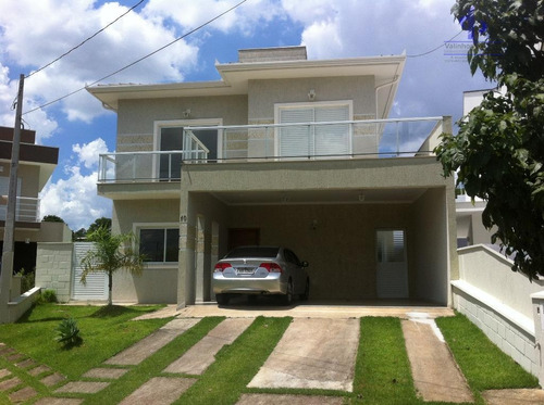 Casa Residencial À Venda, Condomínio Residencial Canterville , Valinhos - Ca1449. - Ca1449