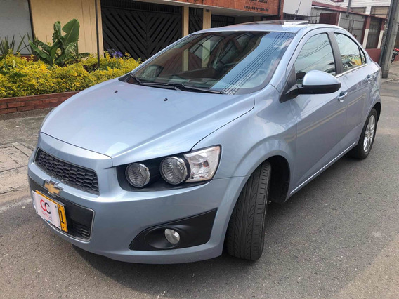 Chevrolet Sonic Lt At 1.6