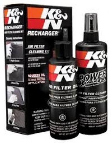 Kit De Limpeza Filtros Esportivos Laváveis Kn K&n 99-5050