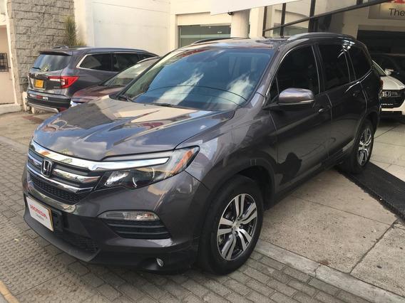 Honda Pilot 2018 Exl 2wd