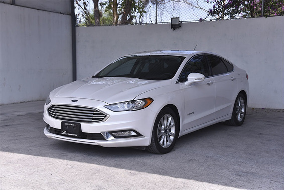 Ford Fusion Hybrid 2017 At
