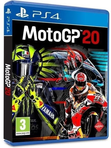Motogp 20 Ps4 1 Português