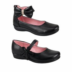 Kit 2 Pares Zapato Escolar Casual