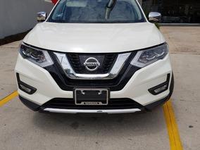 Nissan X-trail Exclusive 2 Row 2018 Re-estrena Pre Buenfin