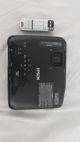 Projetor Epson Powerlite S18+ Com 3000 Lumens