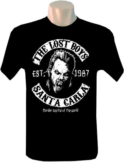 Camiseta Masculina The Lost Boys Garotos Perdidos Filmes