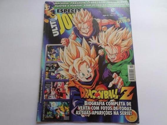 Revista Ultra Jovem Dragonball Z Edição Extra Especial